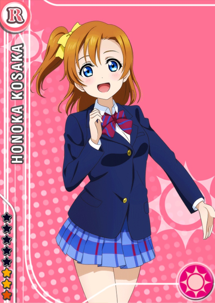 love live honoka
