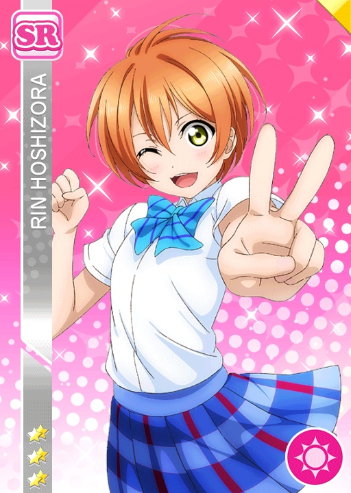 Love Live! [8F + 1 mixeur/mixeuse] Rin_smile_sr307_t