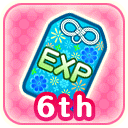 EXP Amulet Icon -6th Anniversary-.png