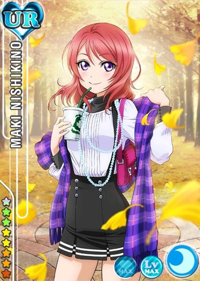 File:Maki cool ur371 t jpg - Love Live! School Idol Festival
